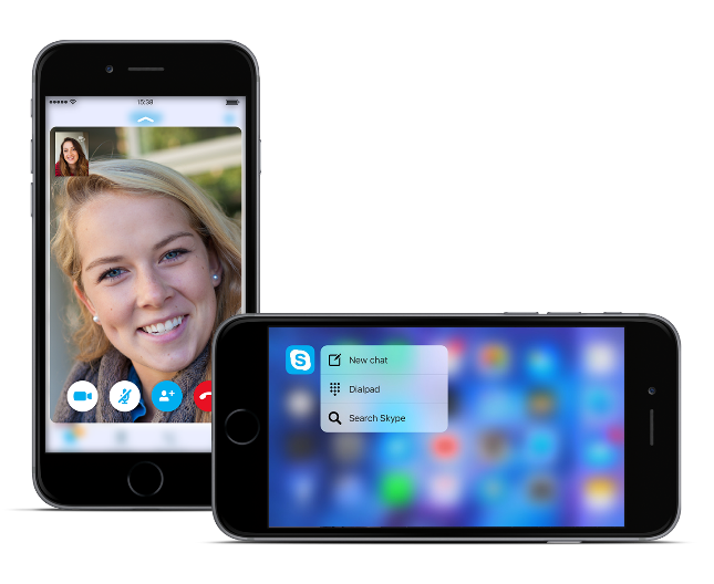 Skype adiciona filtros nas mensagens de vídeo