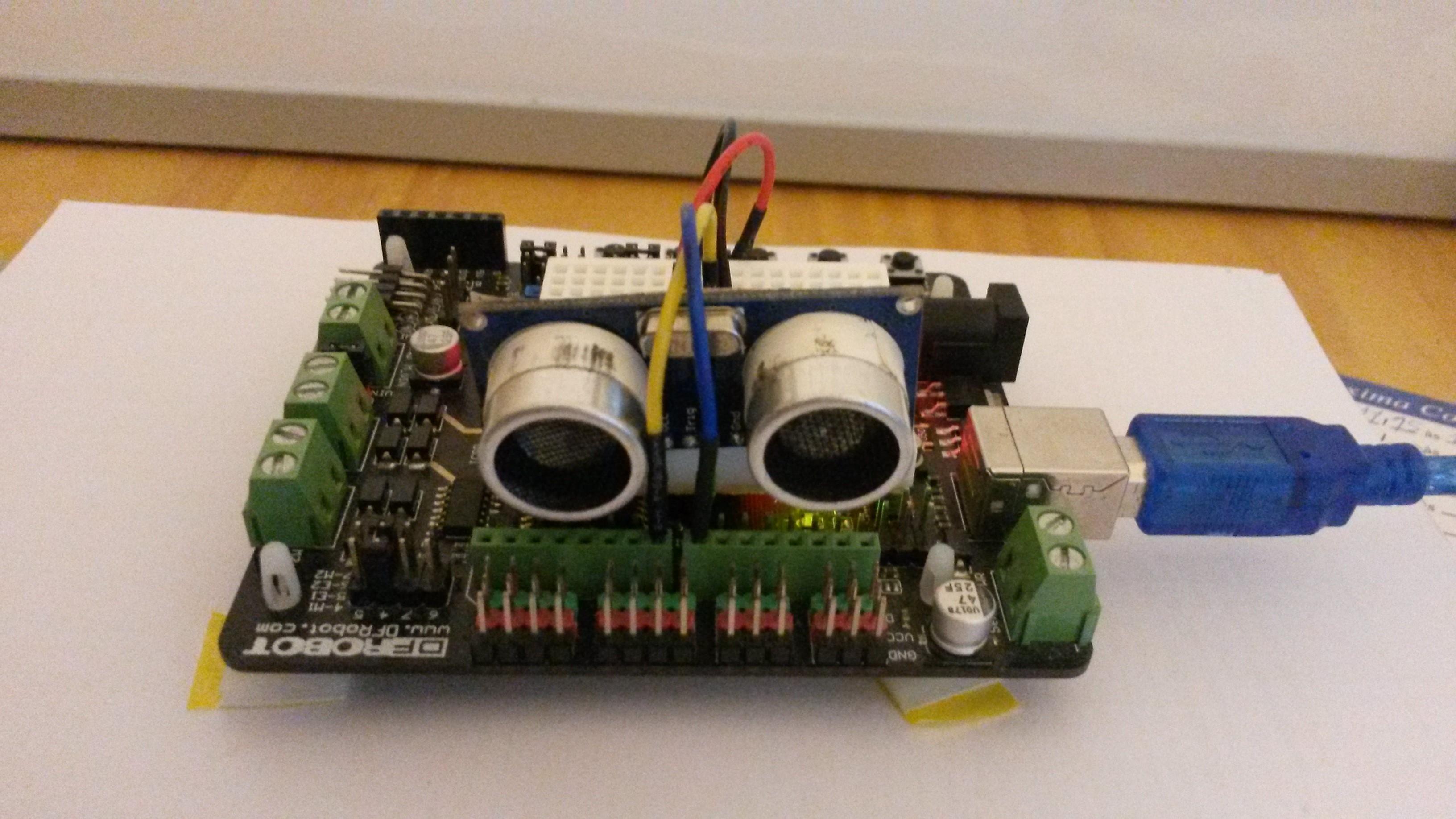 Read more about the article Sensor de distância HC-SR04 com Arduino e Programação C#