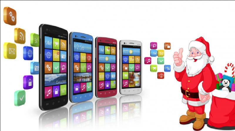 As melhores aplicações de Natal para Android