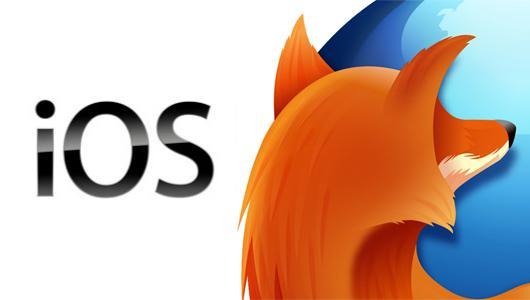 Firefox disponível para Apple iOS