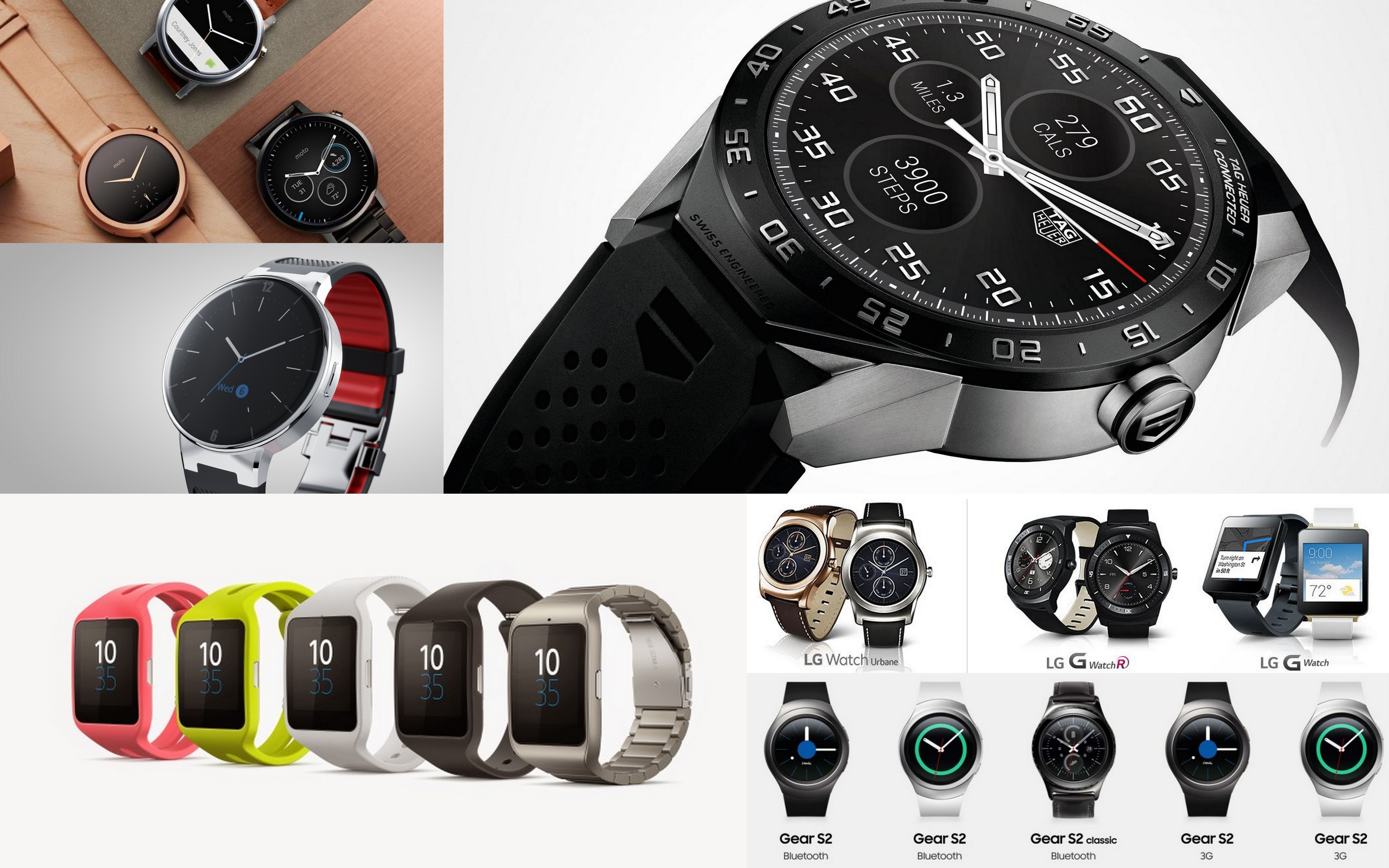 You are currently viewing SmartWatches: Wearables em crescimento!