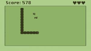 Máquina do tempo: Snake dos Nokia em C