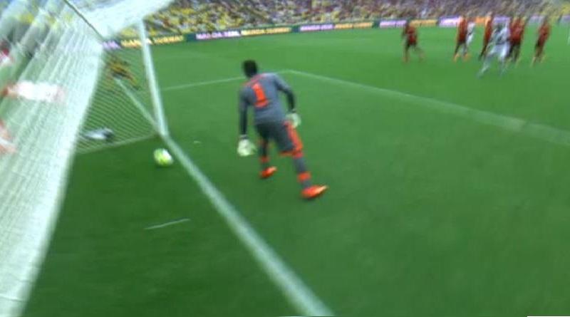 Tecnologia no desporto: Futebol e linhas de golo
