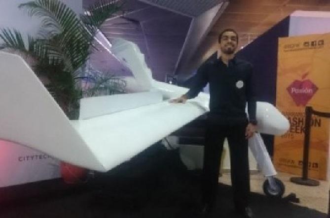 Prometeus: drone ajuda na prevenção de incêndios florestais