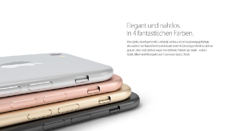 Como poderá ser o novo iPhone 7