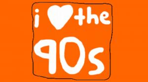 Década de 90 – E tu, lembras-te?