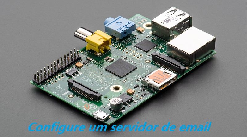 You are currently viewing Raspberry Pi: Configure um servidor de email
