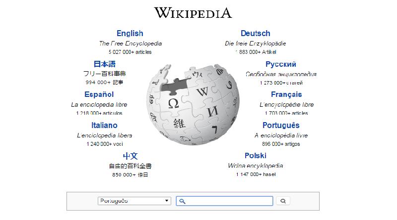 China vai lançar concorrente à Wikipedia já em 2018