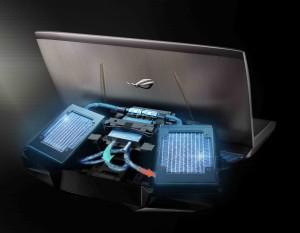 ASUS ROG GX700 – O super portátil para os gamers