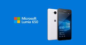 Vem aí o Microsoft Lumia 650