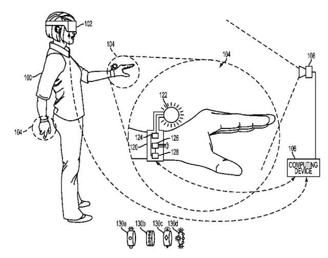 Sony regista patente para novo controlador de realidade virtual