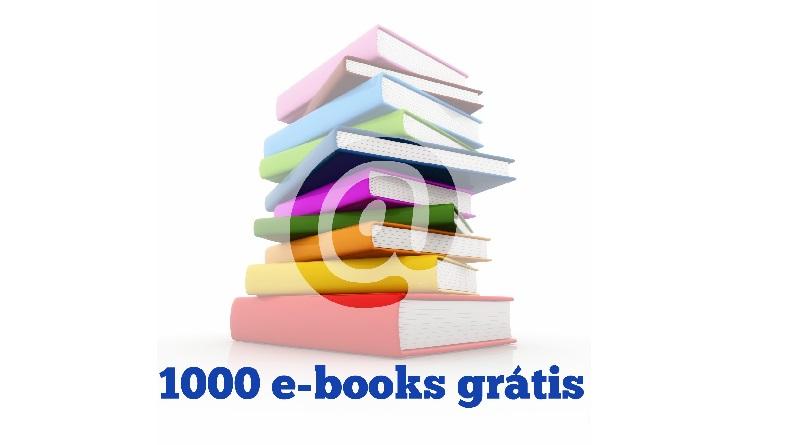 Programação: Mais de 1000 livros gratuitos