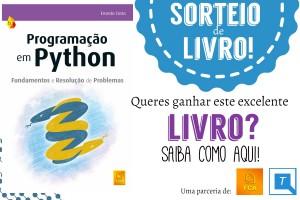 Read more about the article Ganhe um livro sobre Python com o Tech em Português