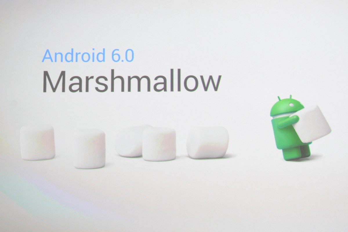 Apenas 1,2% dos dispositivos Android têm o Marshmallow