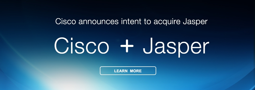 Cisco prepara-se para adquirir a Jasper Technologies