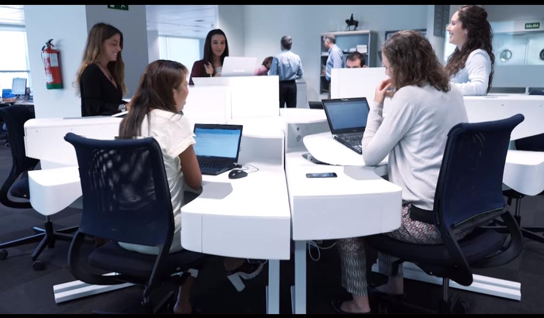 Ergon Desk: a mesa de trabalho inteligente
