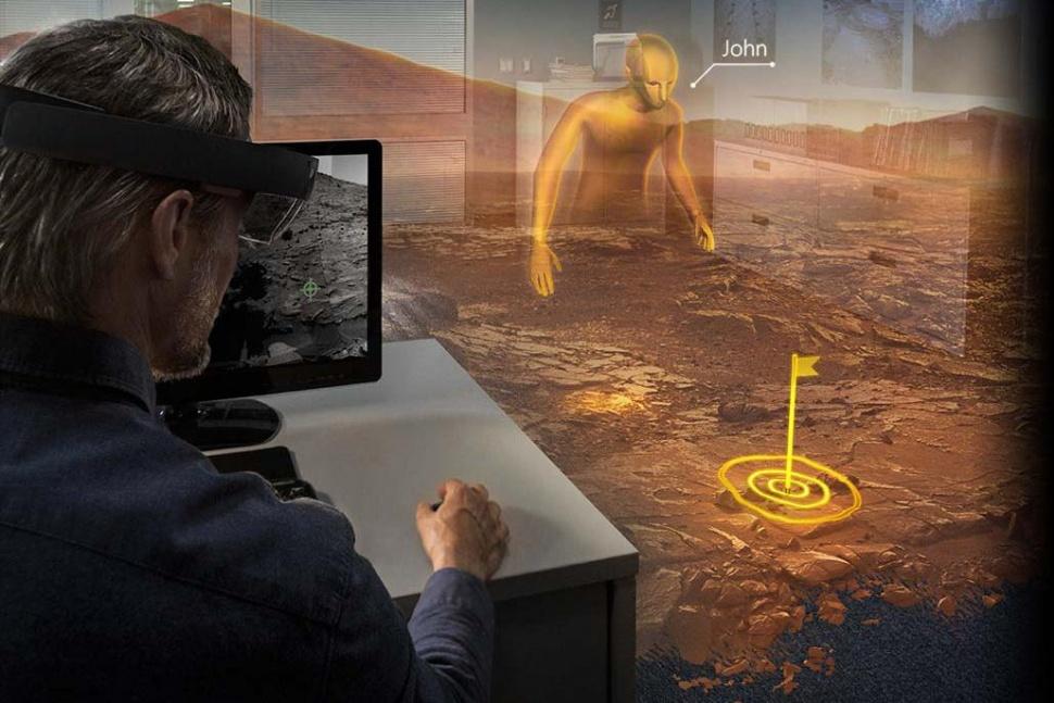 NASA quer que explores Marte através de realidade virtual