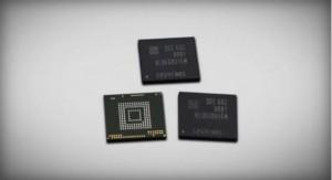 A Samsung está a produzir chips de memoria ultra rápida de 256 GB para smartphones
