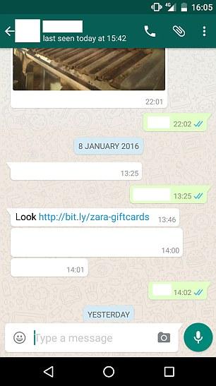 Ataque Whatsapp