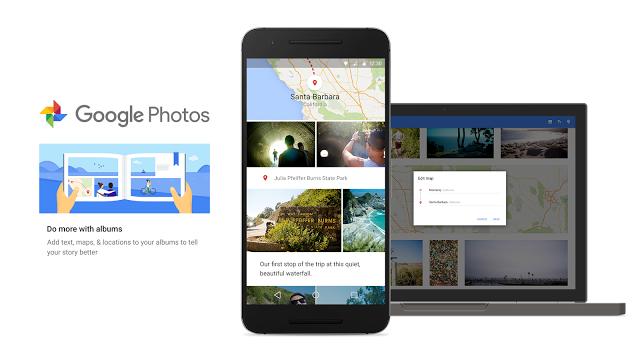 Google Photos: crie álbuns de fotografias perfeitos