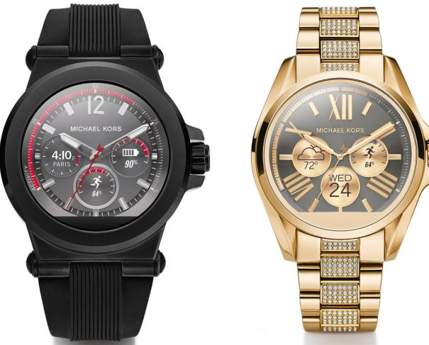Michael Kors The Access: Um Smartwatch de luxo