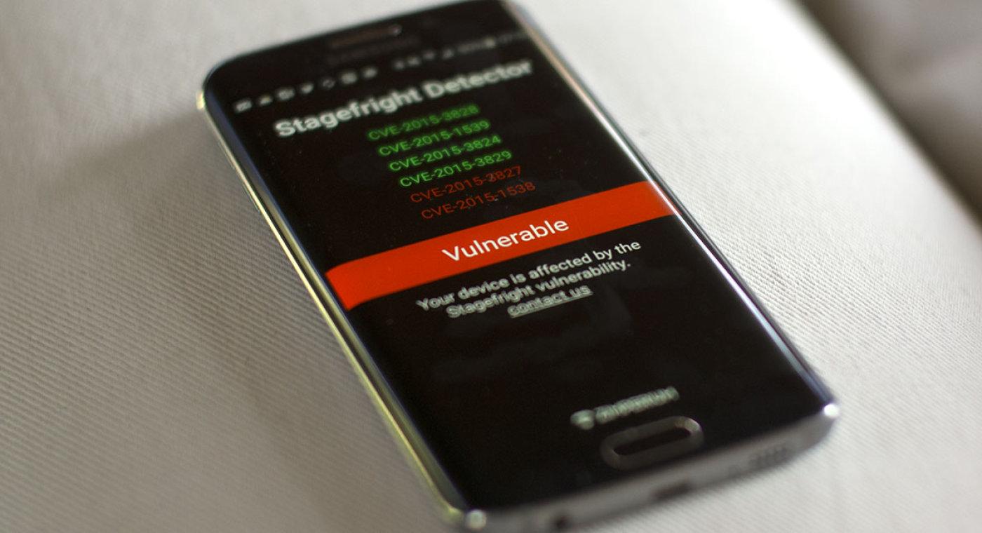 Stagefright: Milhões de dispositivos vulneráveis