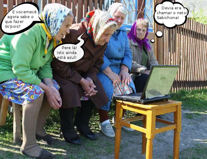 Curiosidades: tecnologia actual que nasceu no tempo da sua avó