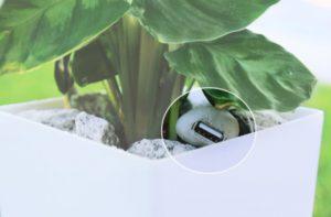 Bioo Lite: Carregue o smartphone com a energia das plantas