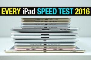 iPad: Todos os modelos comparados em vídeo