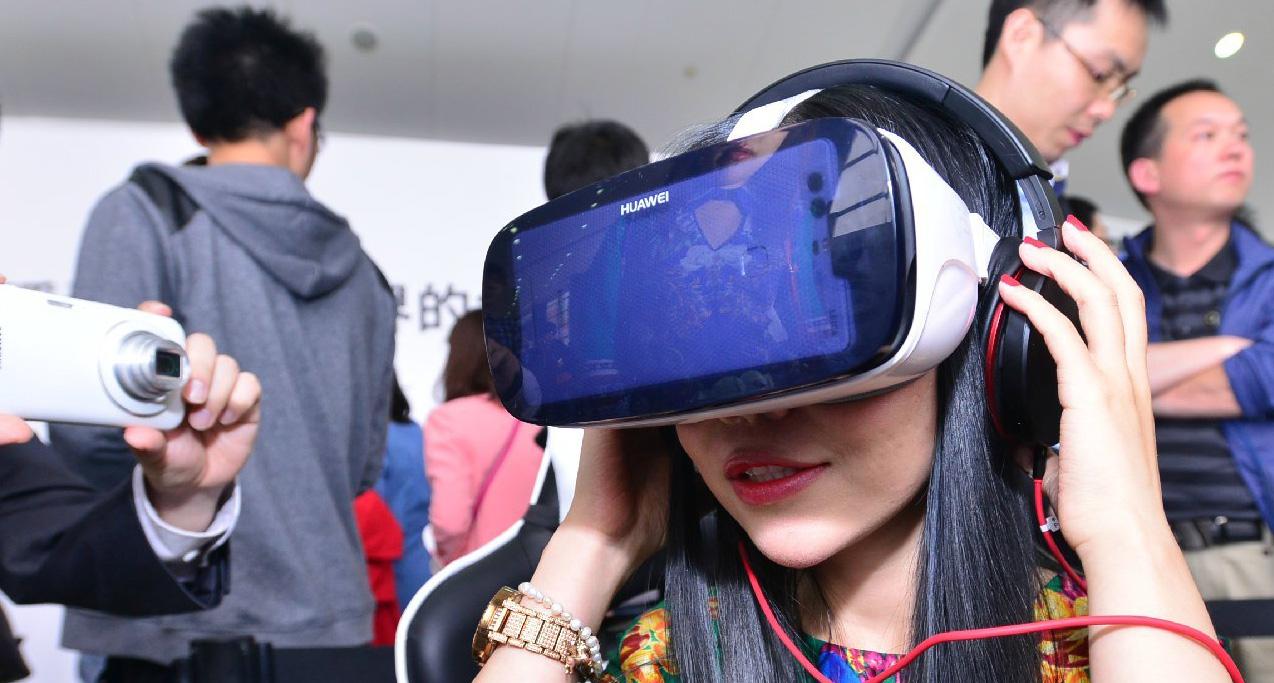 Huawei VR: Realidade virtual com qualidade