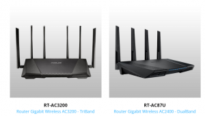 Routers ASUS substituem os routers dos operadores
