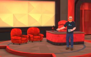 Jornalista de tecnologia lança Talk Show em VR