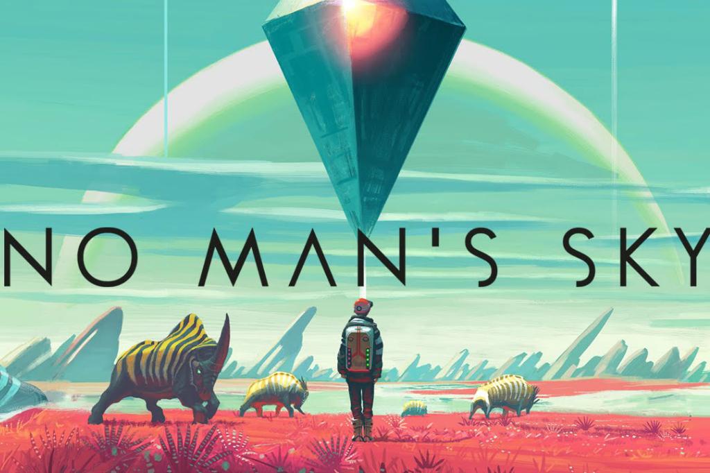 No Man's Sky, o jogo que todos aguardam