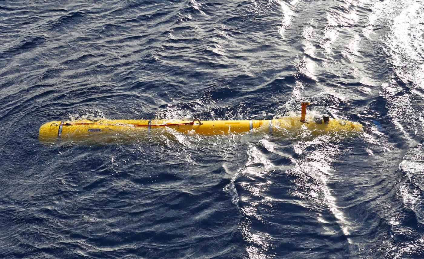 DARPA está a construir GPS para submarinos