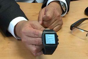 Estudantes de medicina usam high-tech para copiar em exame