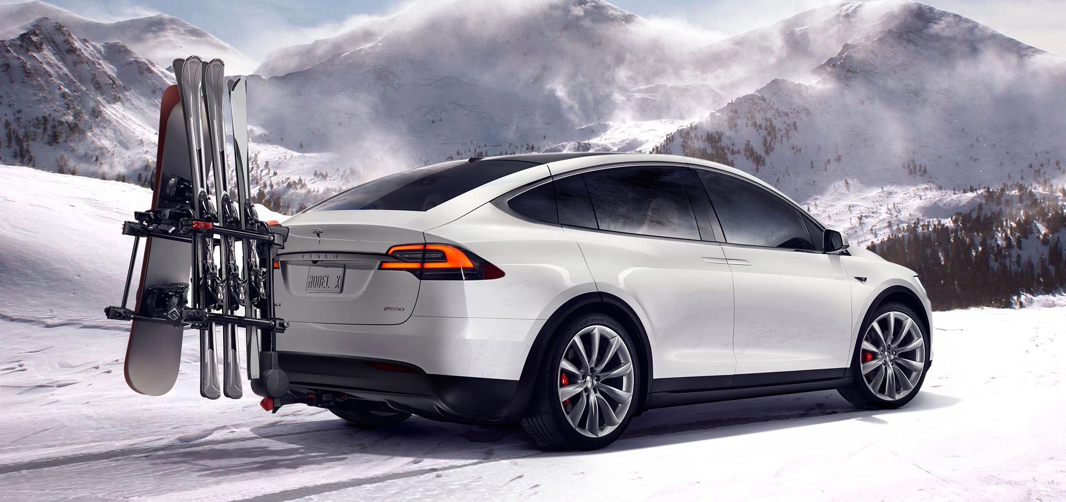 Tesla: modelo X aprende a condução do condutor