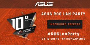 ASUS ROG organiza LAN Party