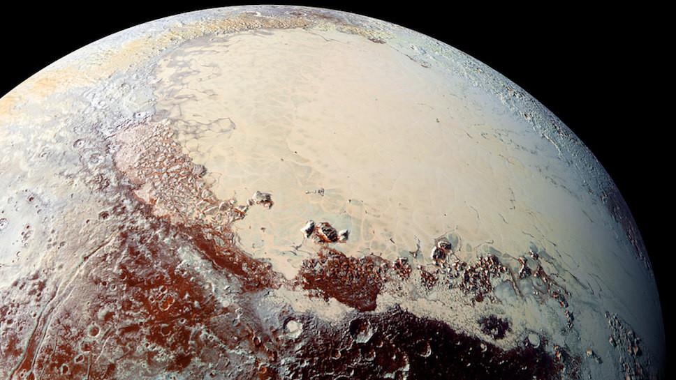 Missão New Horizons: Plutão tem um mar líquido