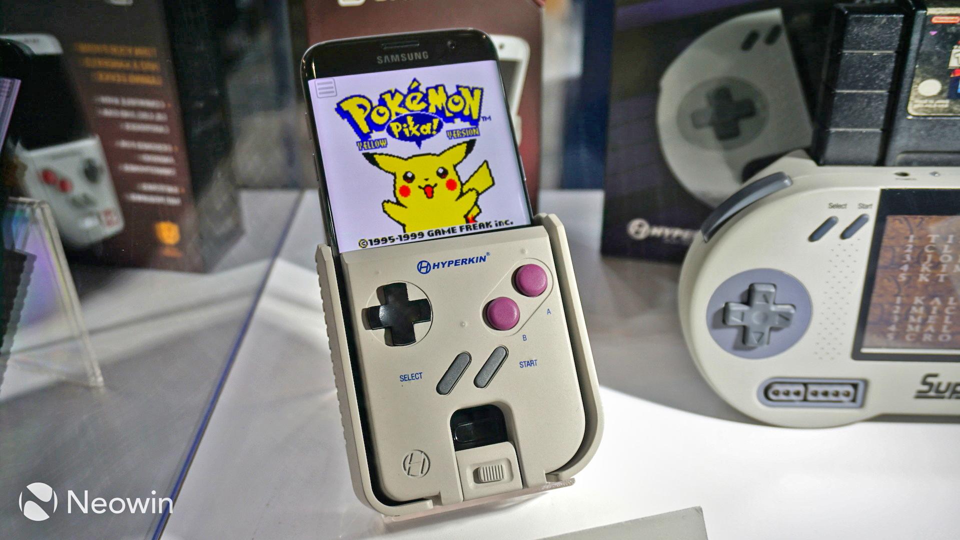 Transforme o seu smartphone num GameBoy