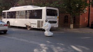 Robot foge de laboratório por iniciativa própria