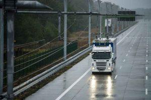 Suécia já tem uma auto-estrada eléctrica