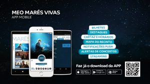 MEO Marés Vivas com livestream nos equipamentos móveis