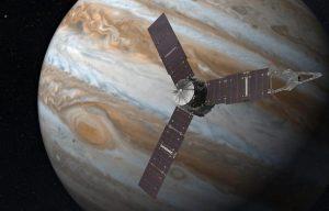 Sonda Juno chegou a Júpiter
