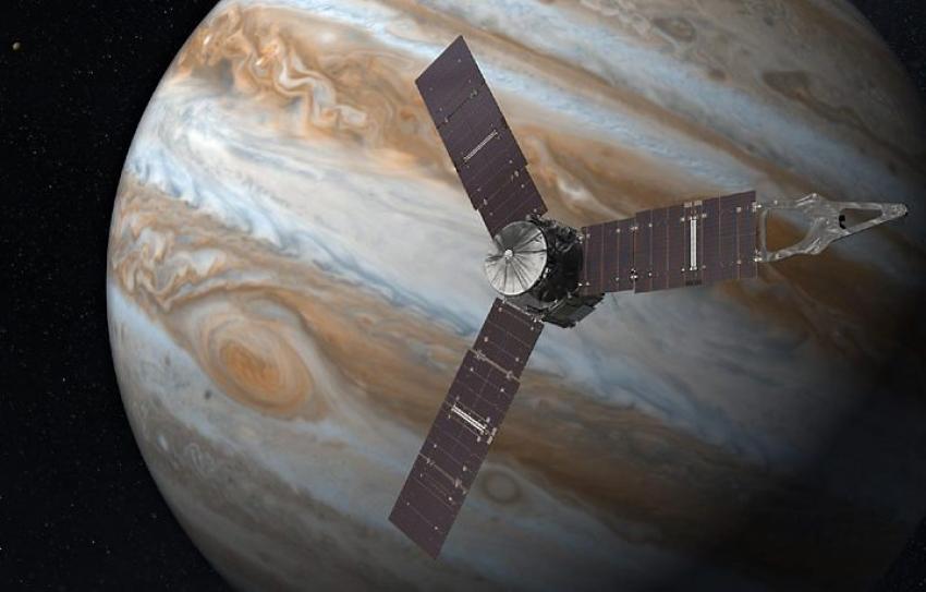 Read more about the article Sonda Juno chegou a Júpiter