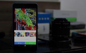 Vinci – O concorrente do Prisma para Windows 10 Mobile