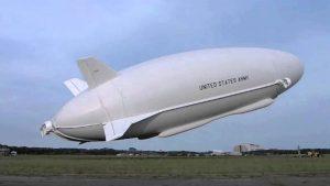 Airlander 10: a maior aeronave do mundo teve um acidente