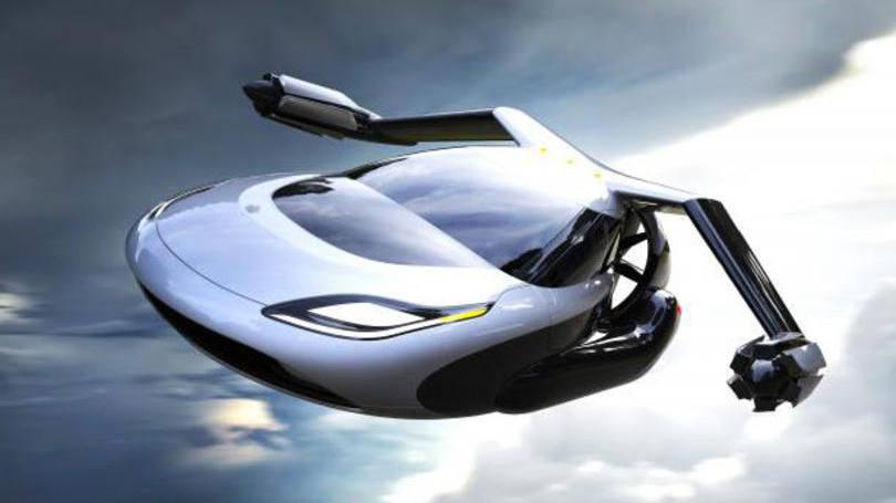 Read more about the article Carros voadores: uma possibilidade para muito breve