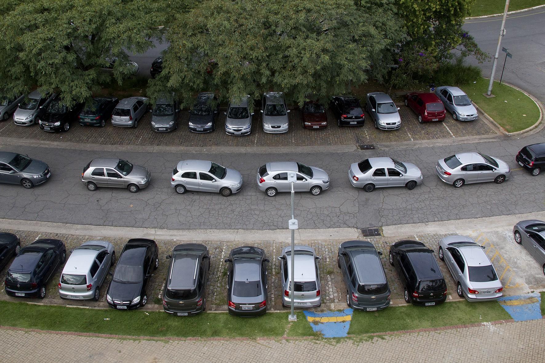 Waze vai ajudá-lo a encontrar o parque de estacionamento