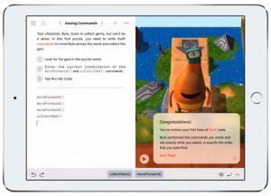Apple lança software que ensina crianças a programar