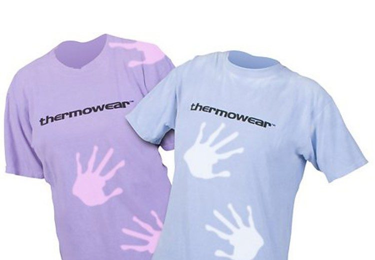 """Read more about the article T-Shirt """"Camaleão"""" muda de cor durante o dia"""